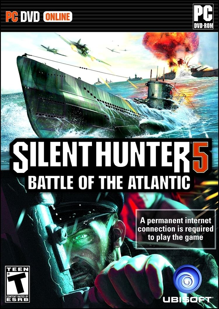 Silent Hunter 5: Battle of the Atlantic Silent Hunter V Battle Of The Atlantic PC IGN