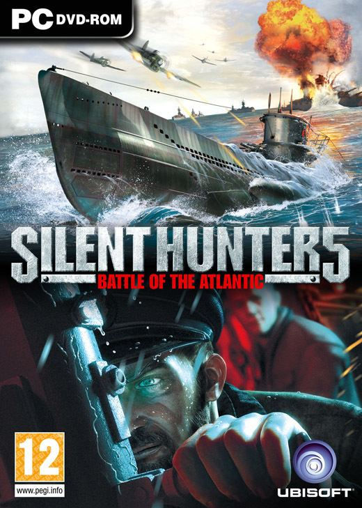 Silent Hunter 5: Battle of the Atlantic mediamoddbcomimagesgames12424000boxshotjpg