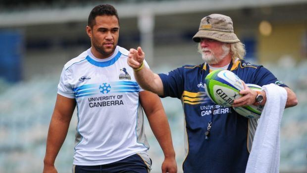 Siliva Siliva ACT Brumbies hooker Siliva Siliva to join Melbourne Rebels