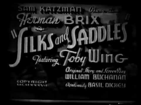 Silks and Saddles SILKS AND SADDLES 1936 Herman Brix later became Bruce Bennett