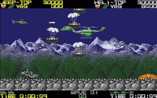Silkworm (video game) - Alchetron, The Free Social Encyclopedia