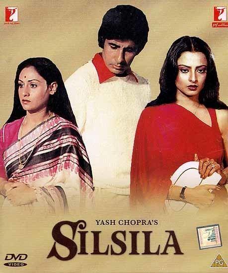 Happening Hindi Film DVD with English Subtitles Silsila
