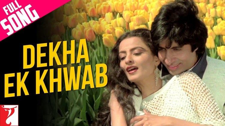 Dekha Ek Khwab Full Song Silsila Amitabh Bachchan Rekha