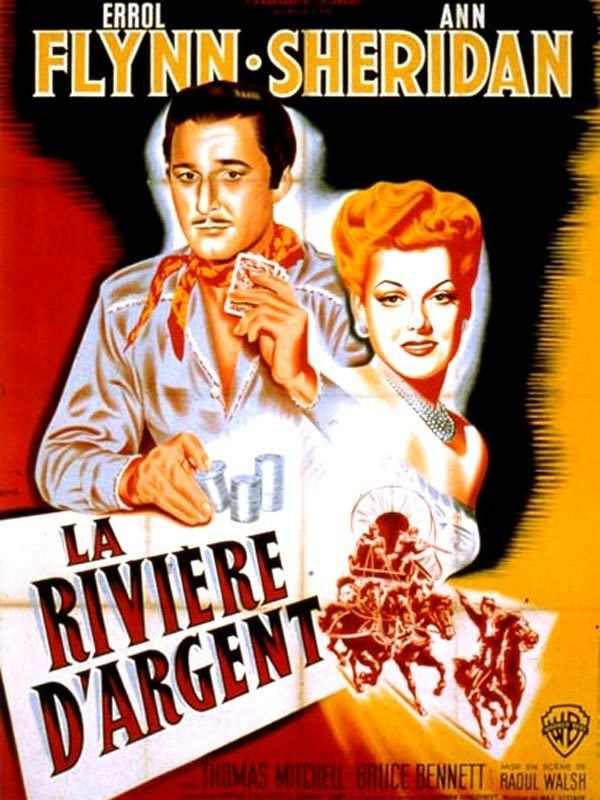 Silver River (film) Silver River Review Trailer Teaser Poster DVD Bluray