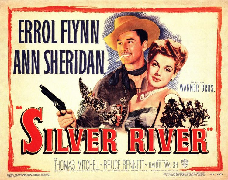 Silver River (film) wwwdoctormacrocomImagesPostersSPoster2020