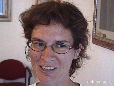 Silvia Ballestra Riviera Oggi Silvia Ballestra alla prova della sua San