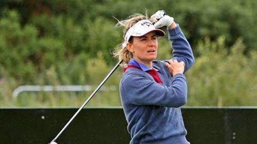 Silvia Cavalleri Golf Today on Twitter Silvia Cavalleri riprende il suo cammino nel