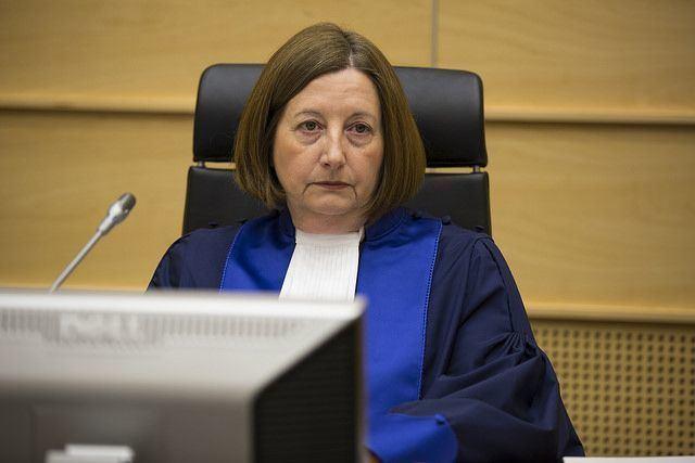 Silvia Fernández de Gurmendi ICC President Judge Silvia Fernandez de Gurmendi Expected Tomorrow KFM