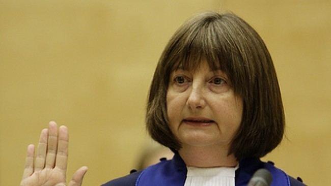 Silvia Fernández de Gurmendi Judge Silvia Fernndez de Gurmendi TowerPostNews