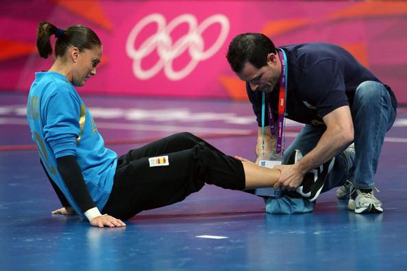 Silvia Navarro (handballer) Silvia Navarro Jimenez Pictures Olympics Day 15