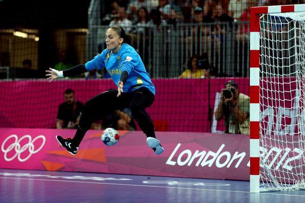Silvia Navarro (handballer) Silvia Navarro Jimenez Photos Olympics Day 15 Handball