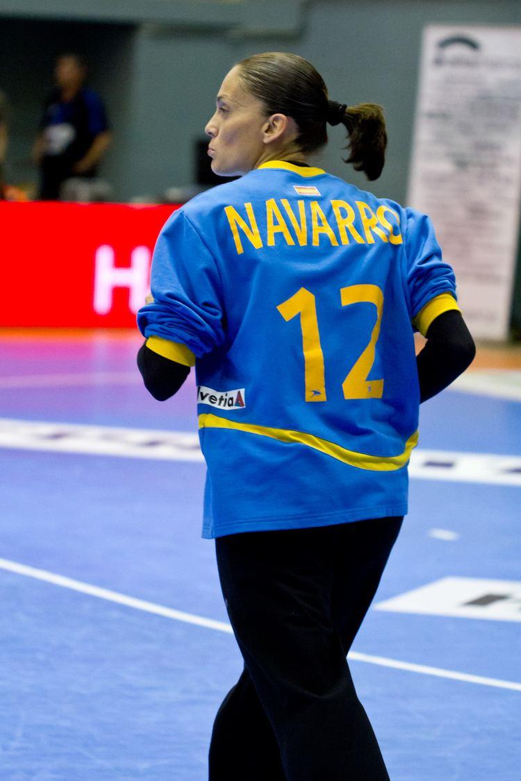 Silvia Navarro (handballer) FileSilvia Navarro Jornada de las Estrellas de