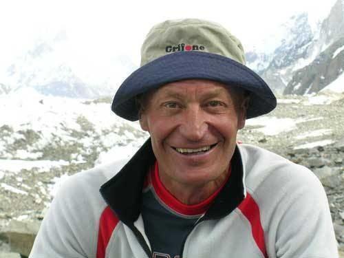Silvio Mondinelli Valanga sull39Himalaya Mondinelli salvo per miracolo
