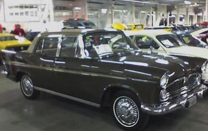 Simca Chambord (Brazilian model)