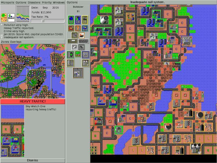 SimCity (1989 video game) - Alchetron, the free social