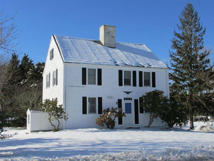Simcock House (Swansea, Massachusetts)