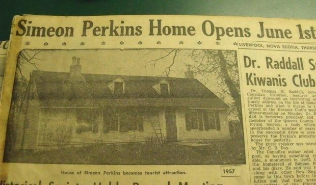 Simeon Perkins Nova Scotia to spend up to 15M for Perkins House Museum renos