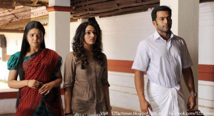 Simhasanam (2012 film) movie scenes Simhasanam Vandana and Aishwarya Devan Prithviraj Love Making Romantic