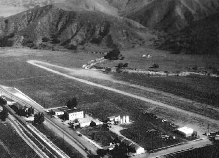 Simi Valley, California in the past, History of Simi Valley, California