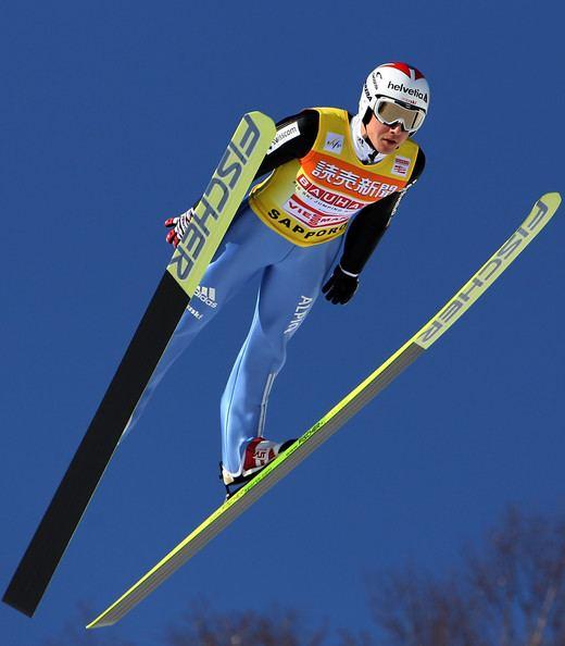 Simon Ammann Simon Ammann Photos Photos FIS Ski Jumping World Cup Sapporo 2010