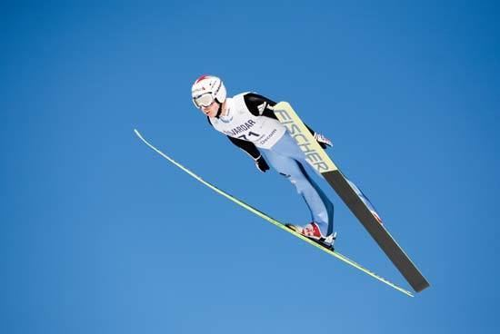 Simon Ammann Simon Ammann Swiss ski jumper Britannicacom