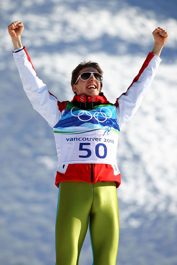 Simon Ammann Simon Ammann Ski Jumping Olympic News