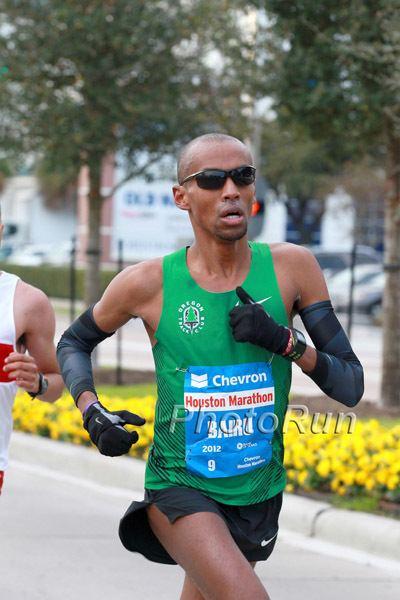 Simon Bairu Simon Bairu Chases His First Marathon Success Runner39s World