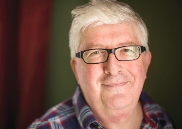 Simon Bates Simon Bates talks about how much he enjoys living and