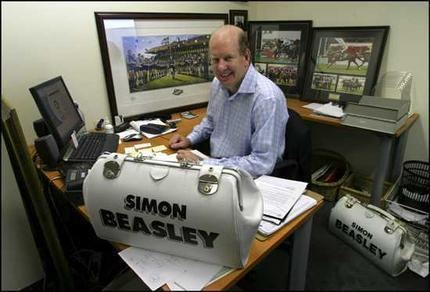 Simon Beasley And he39s off with new goals Horse Racing www