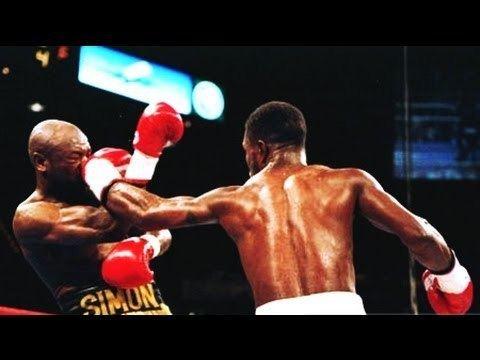 Simon Brown (boxer) Terry Norris vs Simon Brown II Highlights Terry Norris Dominates
