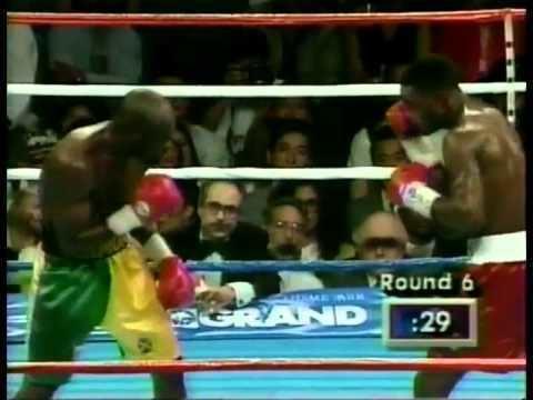Simon Brown (boxer) Terry Norris Simon Brown II YouTube