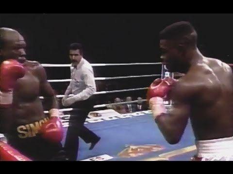 Simon Brown (boxer) Terry Norris vs Simon Brown I Highlights SImon Brown Upsets