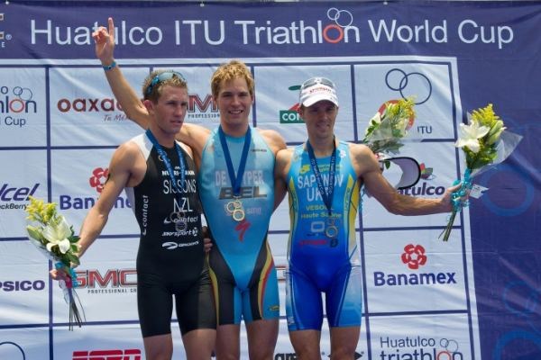 Simon De Cuyper Athlete Profile Simon De Cuyper ITU World Triathlon Series