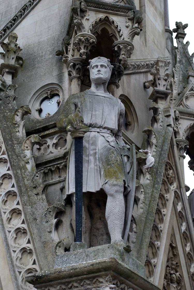 Simon de Montfort, 6th Earl of Leicester FileLeicester Clock Tower Simon de Montfort 2jpg