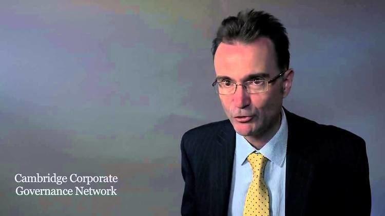 Simon Deakin Professor Simon Deakin on the effect of the Cadbury Code on boards