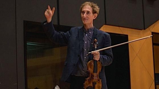 Simon Fischer (musician) Interview with Simon Fischer Double Stops