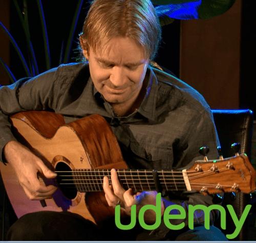 Simon Fox Simon Fox Acoustic Guitar