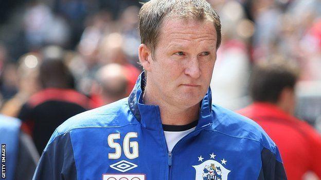Simon Grayson BBC Sport Huddersfield Town Simon Grayson predicts