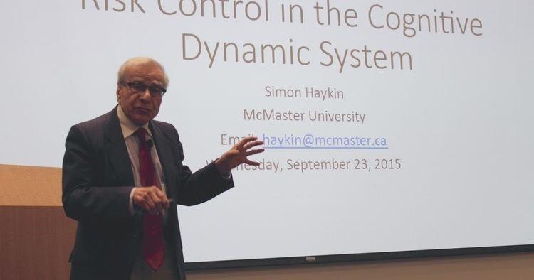 Simon Haykin - Alchetron, The Free Social Encyclopedia
