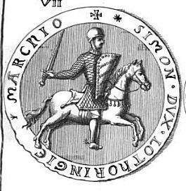 Simon II, Duke of Lorraine