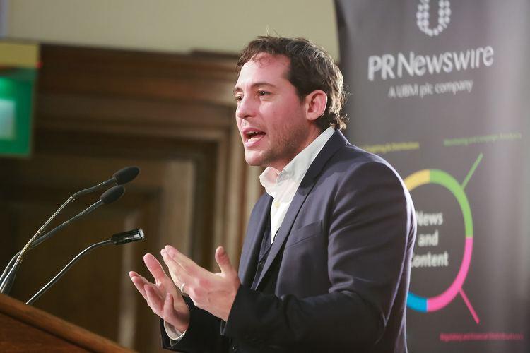 Simon Jack PR Newswire Meet the Media