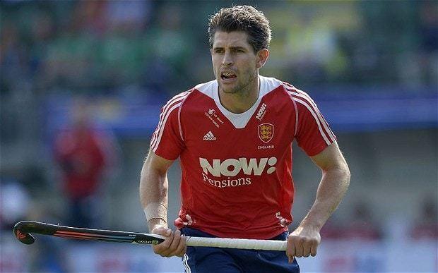 Simon Mantell Hockey World Cup 2014 Simon Mantell strikes at the death