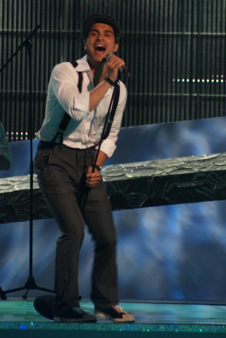 Simon Mathew FileSimon Mathew 2008 Eurovisionjpg Wikimedia Commons