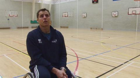 Simon Munn Simon Munn The Athletes London 2012 Paralympics