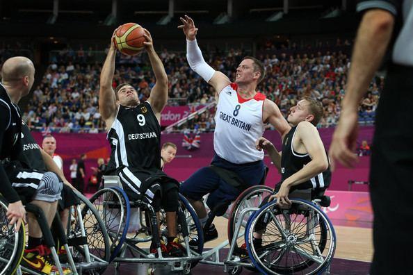 Simon Munn Simon Munn Pictures 2012 London Paralympics Day 1