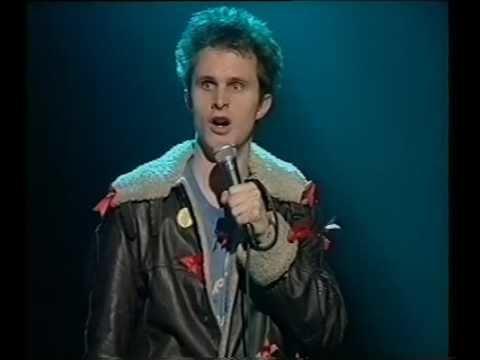 Simon Munnery Simon Munnery as Alan Parker Urban Warrior on Viva Cabaret 1993