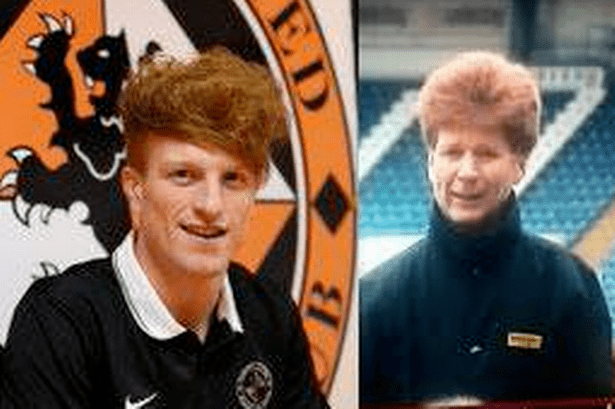 Simon Murray (footballer) Dundee United signing Simon Murray has footie fans in