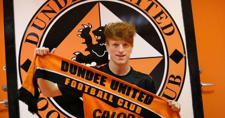 Simon Murray (footballer) Dundee United new boy on his dream switch I used to check