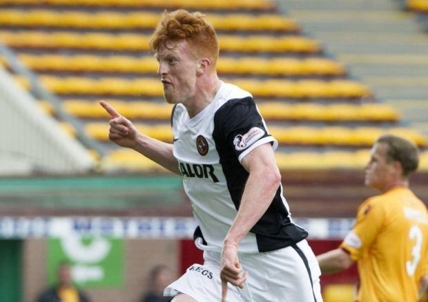 Simon Murray (footballer) Local boy Simon Murray eager for first Dundee derby The