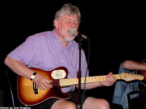 Simon Nicol Fairport Convention Live in Pittsburgh June 24 2006